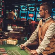 Skills required for casino dealer job