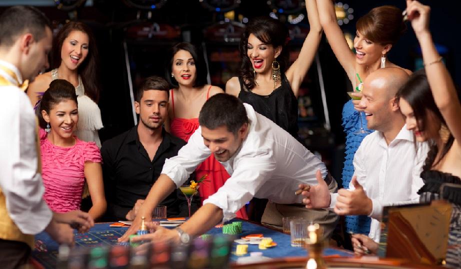 depression help of gambling